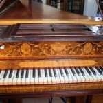 Harpsichord Thomas Culliford for Longman & Broderip 1782