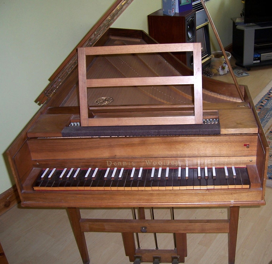 For Sale – British Harpsichord Society