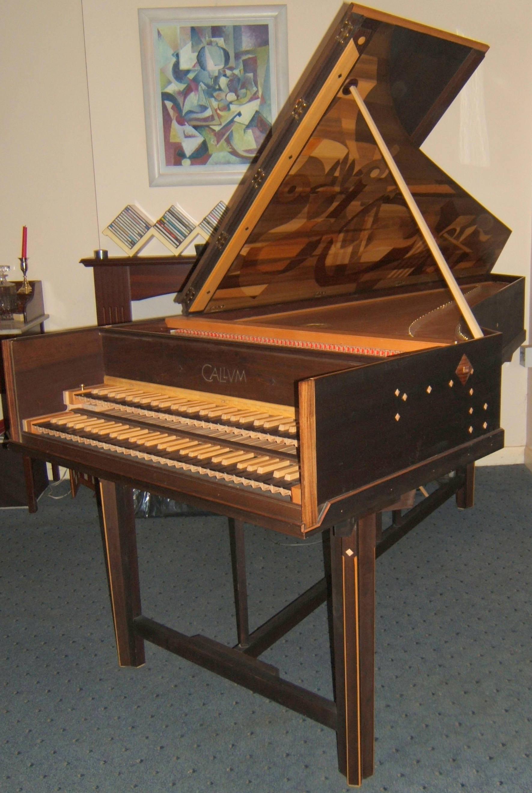 For Sale – British Harpsichord Society
