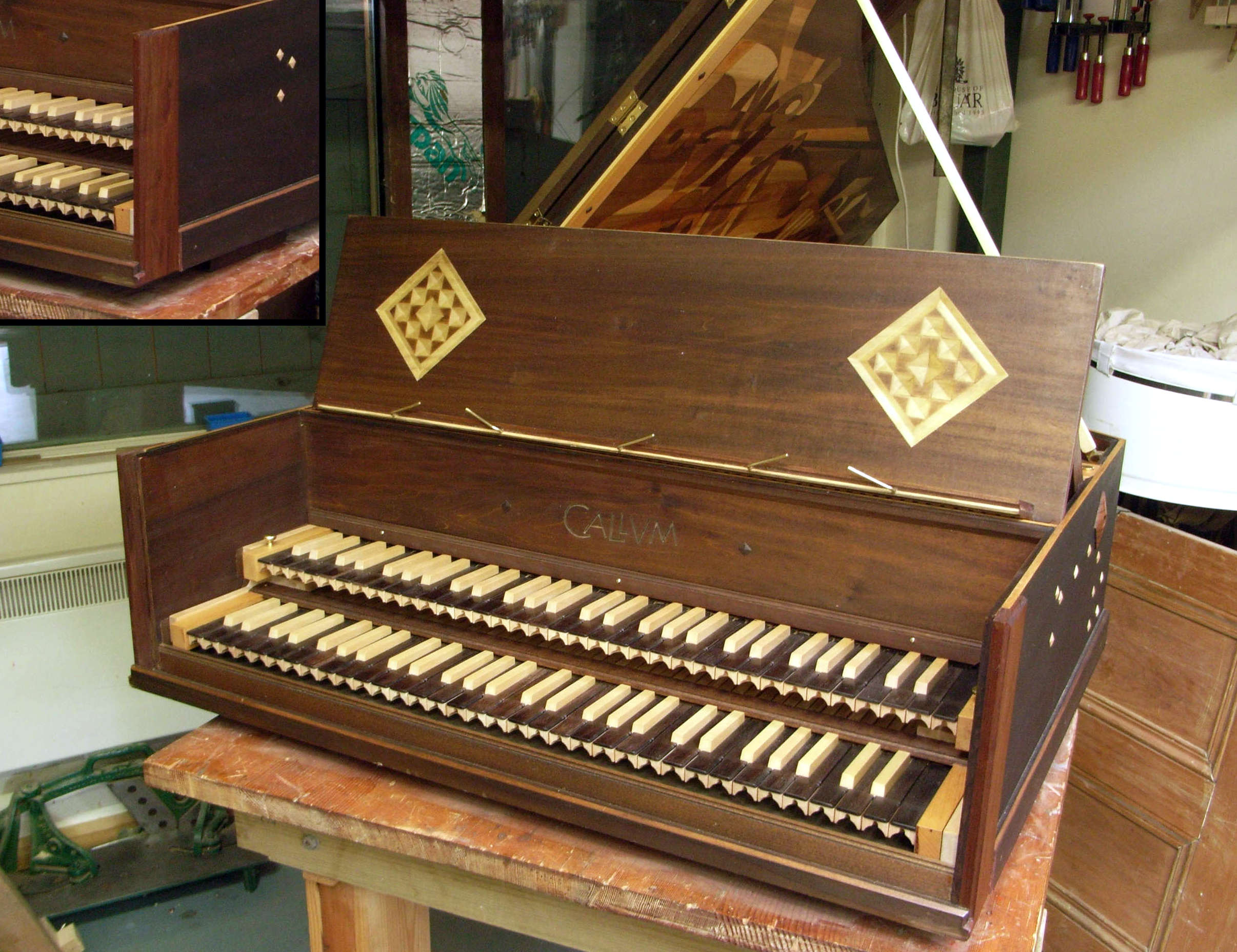 Organ For Sale >> For Sale – British Harpsichord Society